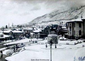 30'lu yılların başında Bursa ve Uludağ