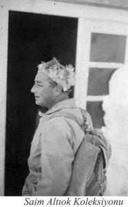 Bursa Dağcılık Kulübü'nün ilk Başkanı Saim Altıok (1933-1941)