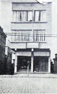 Kulüp Binası