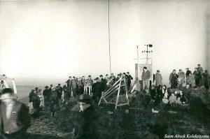 Tam Güneş Tutulması 19.06.1936 Tarihinde Gözlemlenmiştir.