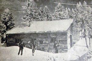 Uludağ Otel Gözü sığınağı ve Çay İstasyonu