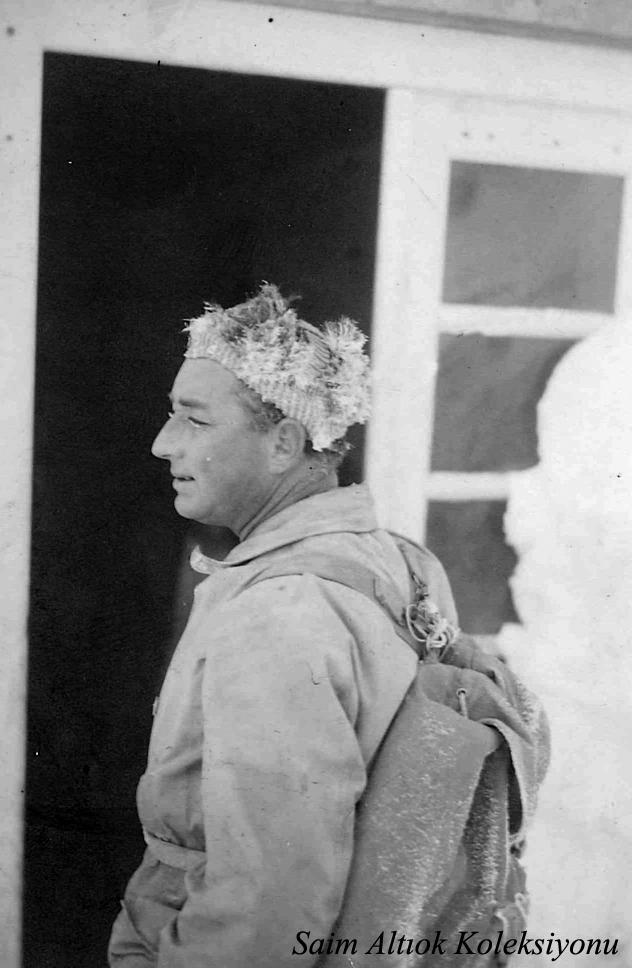 Bursa Dağcılık Kulübü'nün ilk Başkanı Saim Altıok (1933 - 1941)