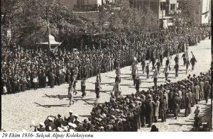 1936 yılı Cumhuriyet Bayramı