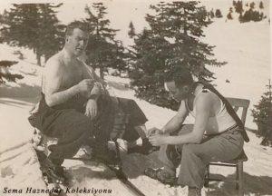 Tayyar Akkeskin ve Saim Altıok
