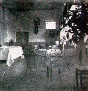 Uludağ Otelinin içinden görünüşler